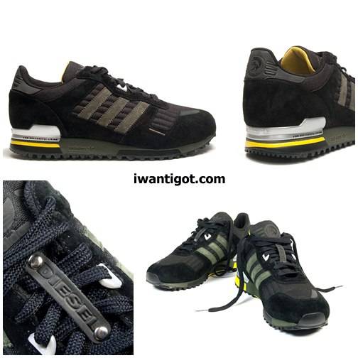 15bfb723e spain womens adidas originals womens zx 700 trainers in black uk 4 cd9fd  faf8f  greece diesel x adidas 2011 22c65 5ab5e