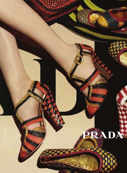 Prada Spring Summer 2011 Ad Campaign