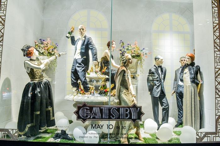 The Great Gatsby x Holt Renfrew