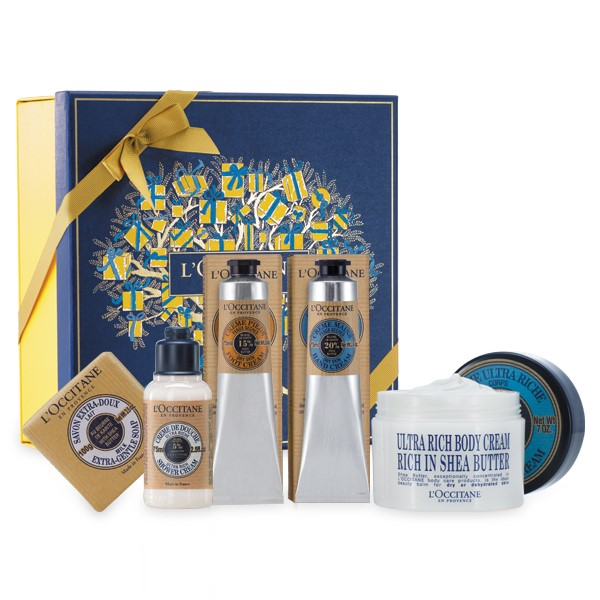 I want - I got's Holiday Gift Guide - L'OCCITANE en Provence Shea Embrace