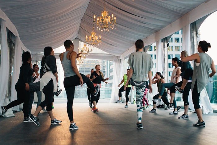 Sidewalk Hustle x Nike Sunrise NTC Sessions