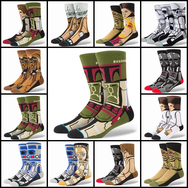 Instance Star Wars Socks