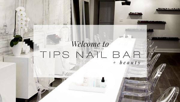 Tips Nail Bar