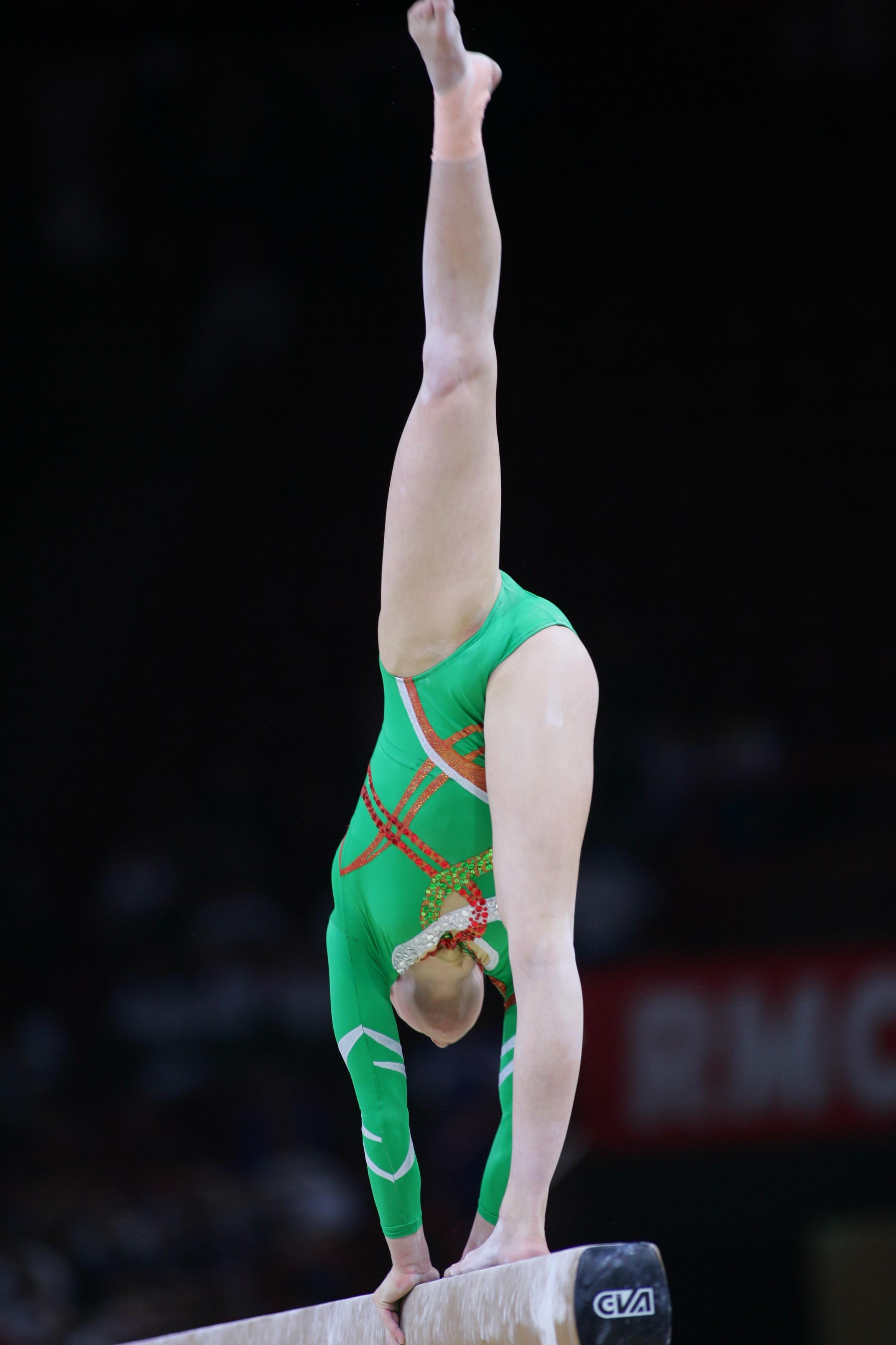 gymnast cameltoe tumblr