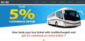 Bus Reservation Ticket Booking System PHP MYSQL Source Code