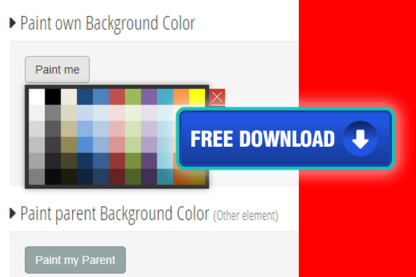 Color Picker jQuery Source Code