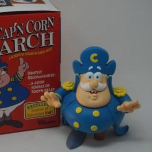 Ron English Popaganda Cereal Killer Series Captain Corn Starch