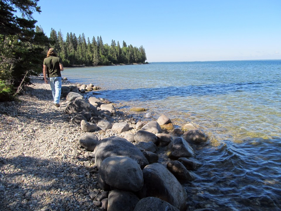Clear Lake, Wasagaming, Riding Mountain National Park, Manitoba