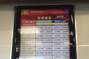 台北 – 準備編(空港到着後)の画像