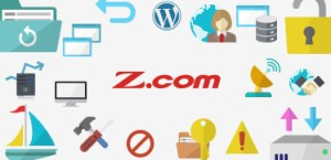 Z.com WP が素晴らしい!の画像