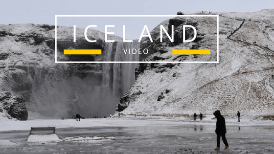 video of iceland
