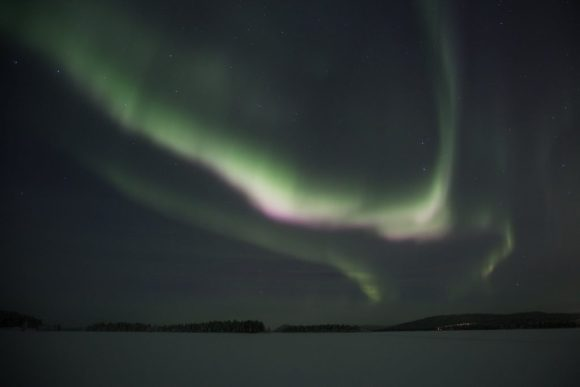 Northern Lights Hunting In Ivalo