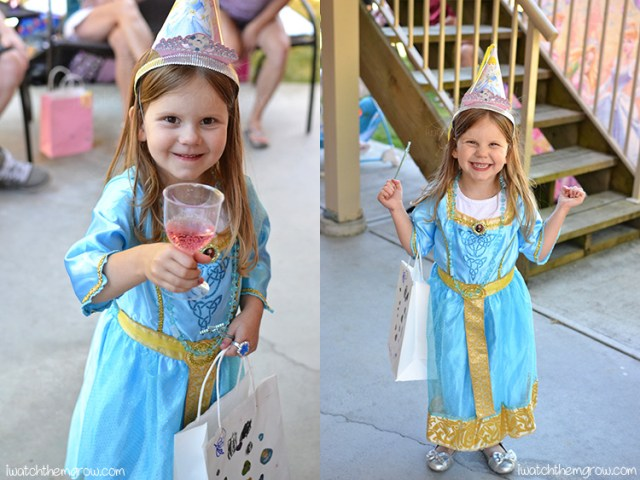 Budget friendly princess party ideas - iwatchthemgrow.com