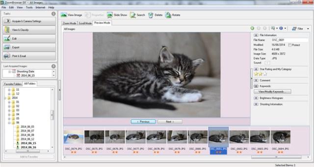 A digital photo workflow that works