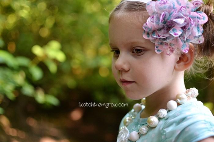 5 Year Old Birthday Photo Shoot ~ iwatchthemgrow.com
