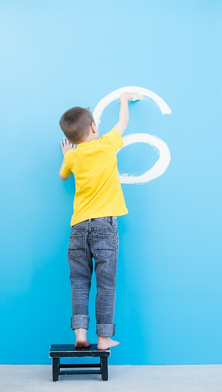 painted-number-birthday-photo-ideas