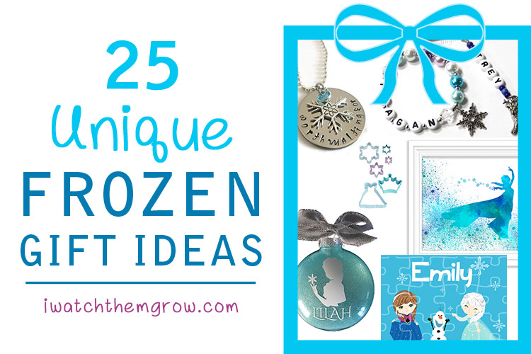 Wow I love these unique Frozen gifts!!