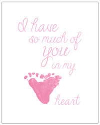 FootprintQuoteArtThumb-Pink