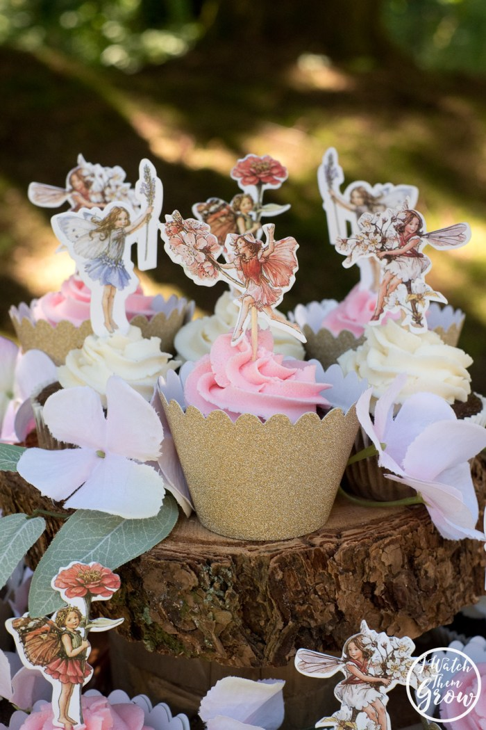 So many lovely fairy tea party ideas!
