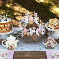 Fairy Tea Party Food Ideas