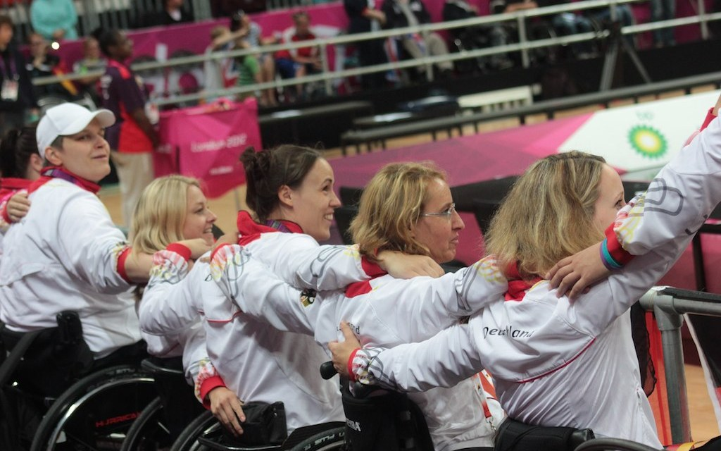 Share your Paralympic Games experience with us!
