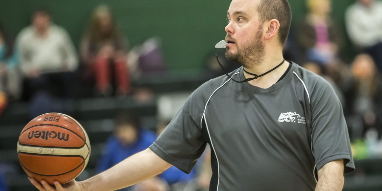 Introducing referee Ben Wood as an IWBF blogger for Rio 2016