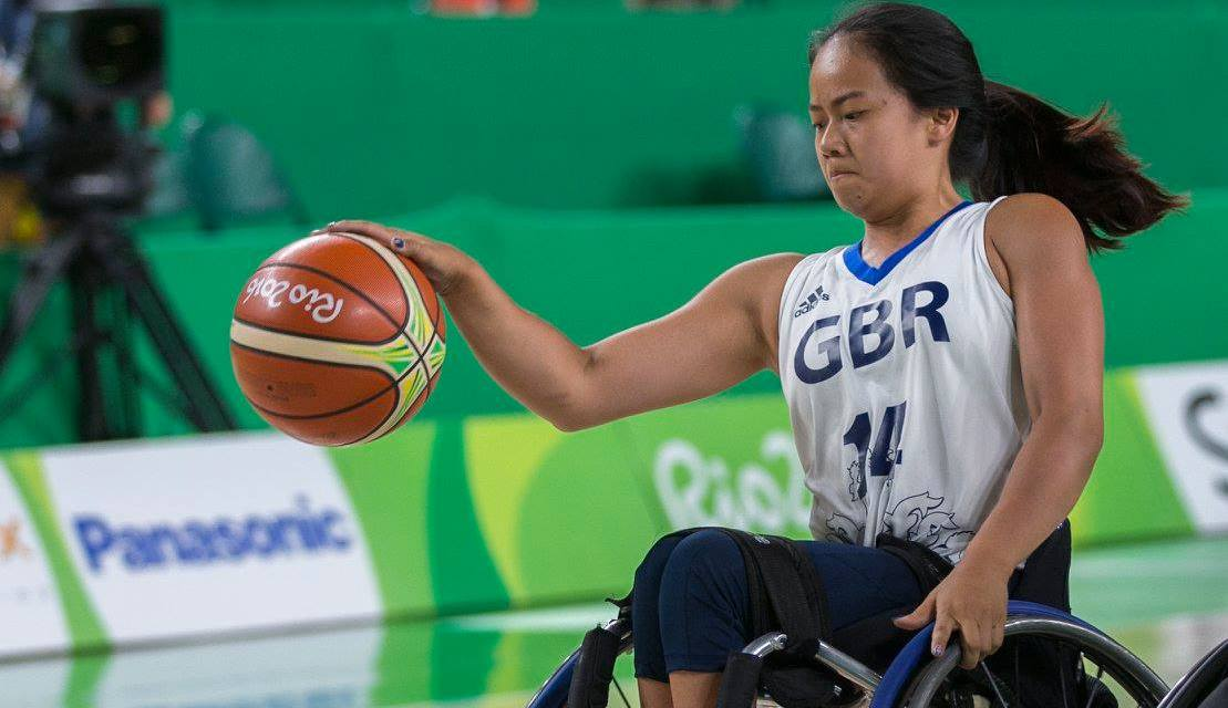 Great Britain women defeat reigning Paralympic Champions Germany