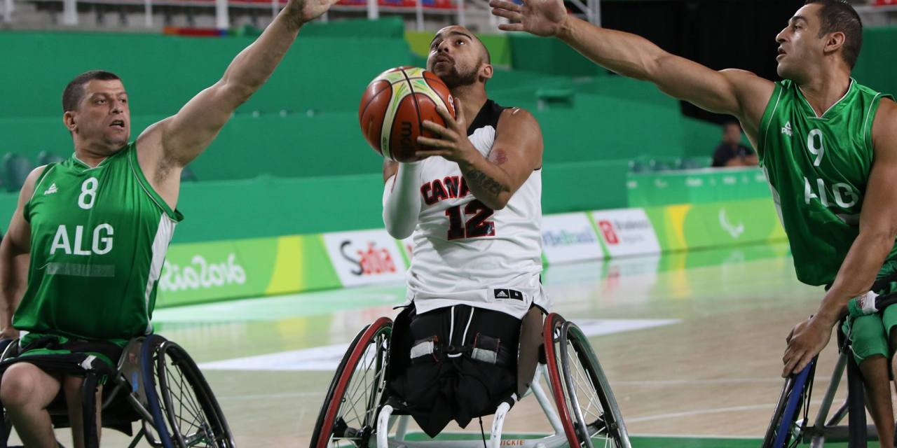 Canada men defeat Algeria to take 11th place
