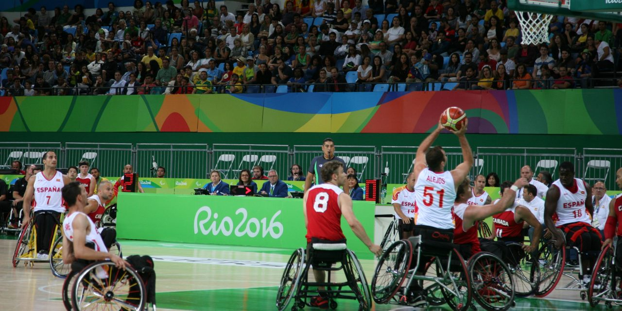 Spain men defeat defending Paralympic Games Champions Canada