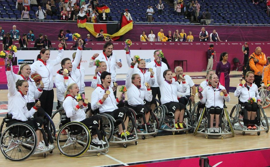 Defending Paralympic Champions Germany Women out to retain their title