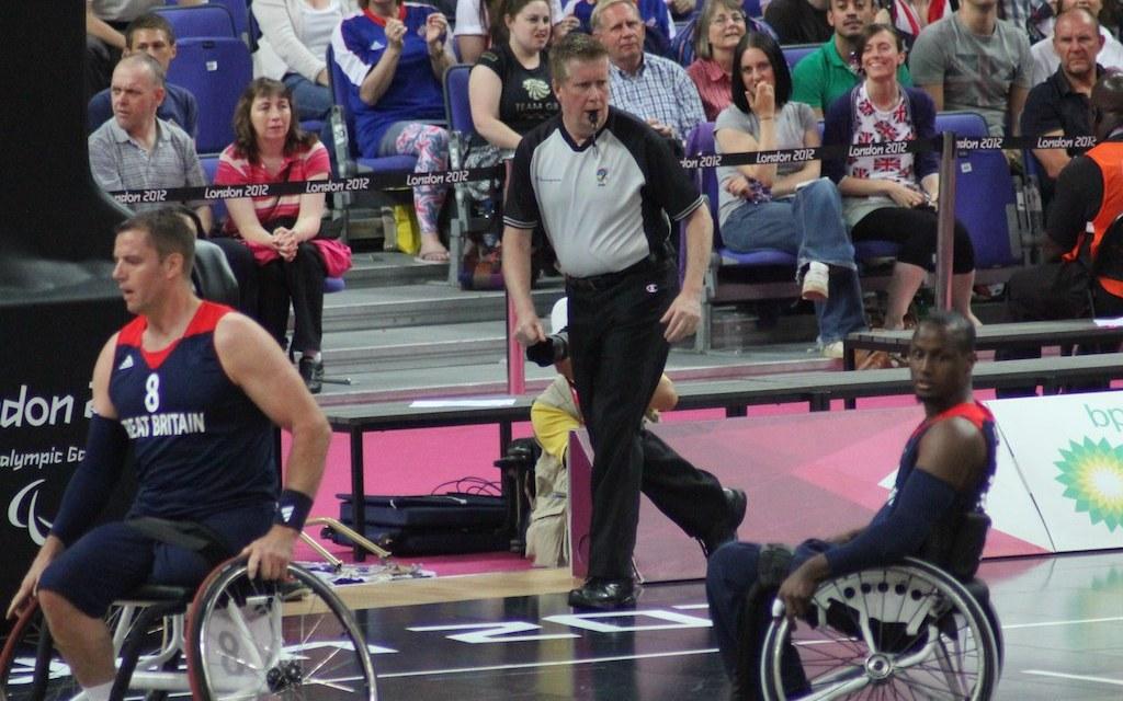 Rio 2016 will be last hurrah for referee Matt Wells