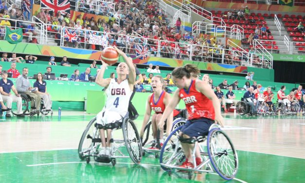 USA women become first finalists seeing of Great Britain