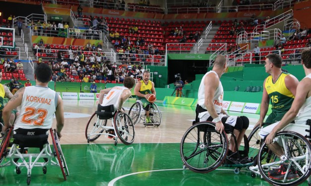 Australia Rollers too strong for The Netherlands