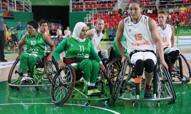 Straightforward win for The Netherlands women against Algeria