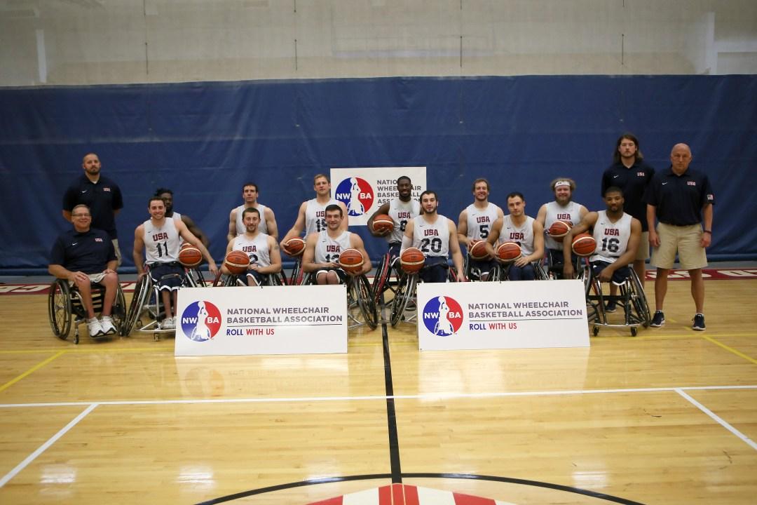 USA Men's Team for Rio 2016