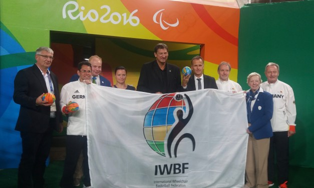Hamburg to host World Wheelchair Basketball Championships 2018