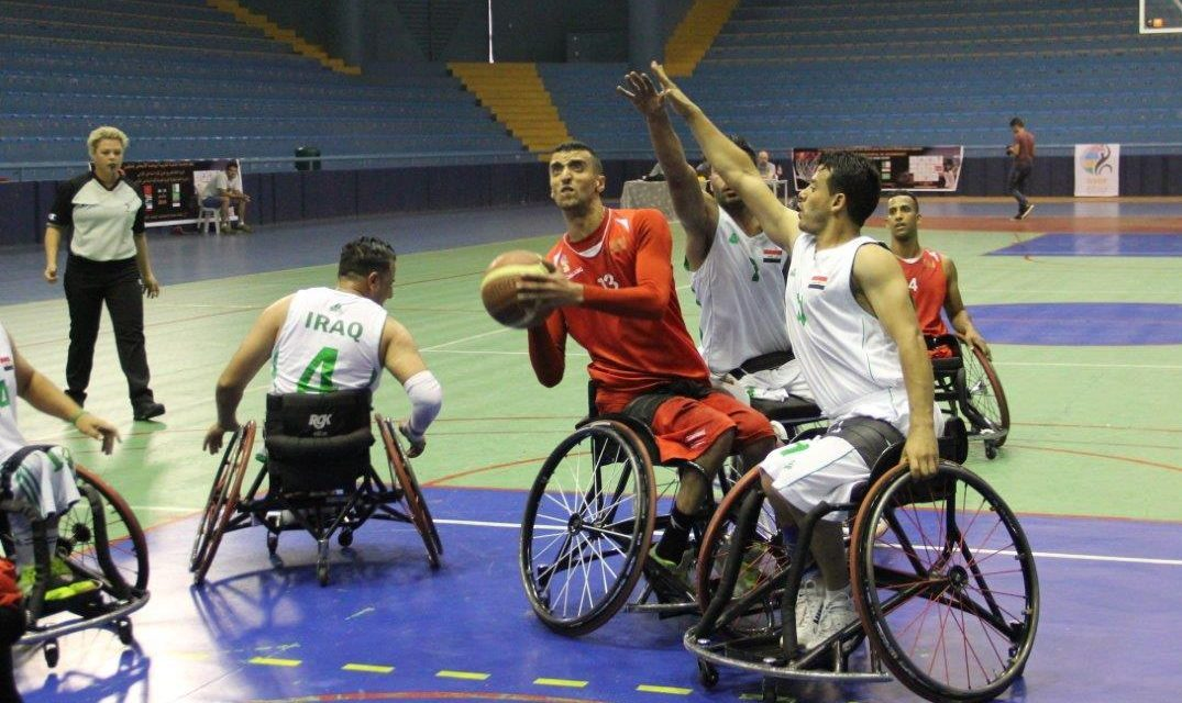 Wheelchair Basketball attracting more and more people in Morocco