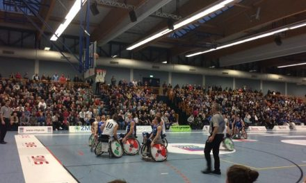 Germany are pioneers of professional wheelchair basketball leagues