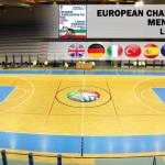 Eight countries set to compete in U22 Men's European Championship