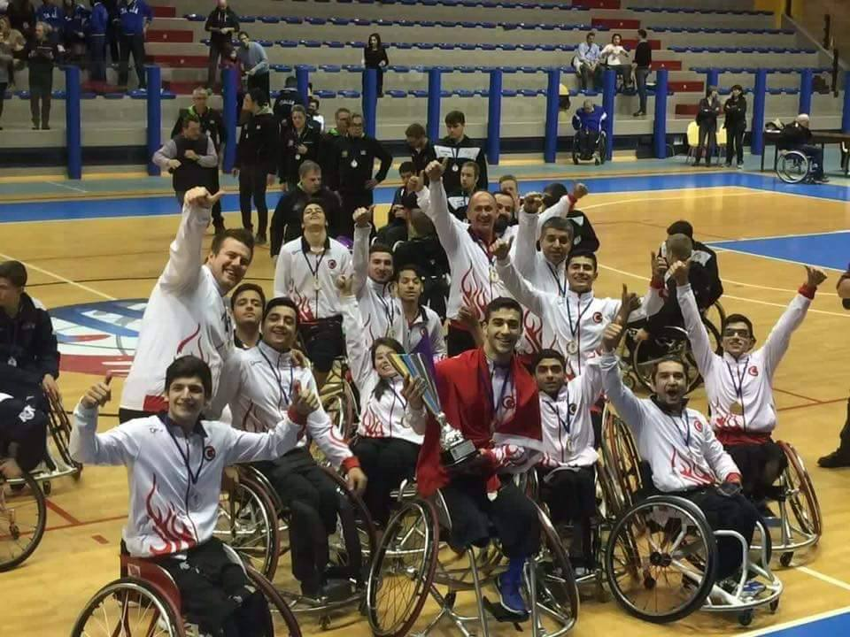 Turkey crowned Champions of U22 European Champs 2017