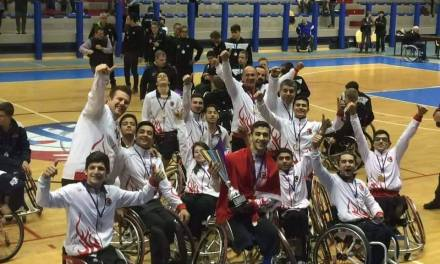 Turkey crowned U22 European Champions 2017