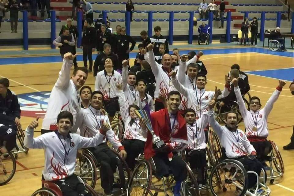 Turkey crowned U22 European Champions 2017