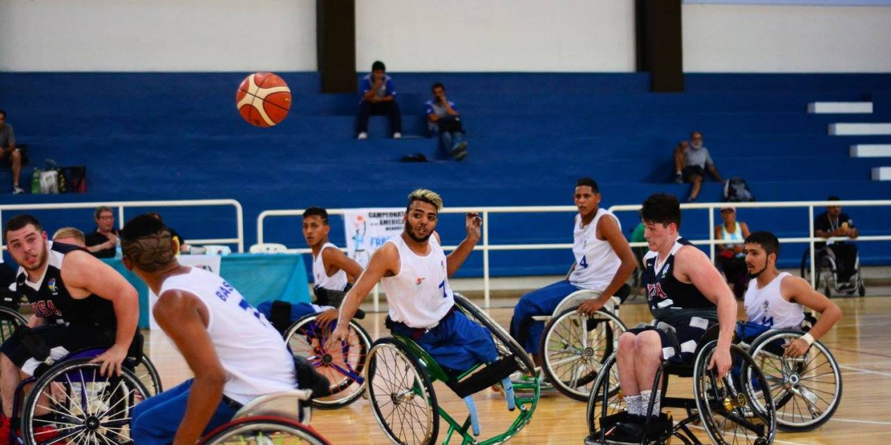 Gribble leads USA to second win at IWBF Americas U23 Qualification Tournament