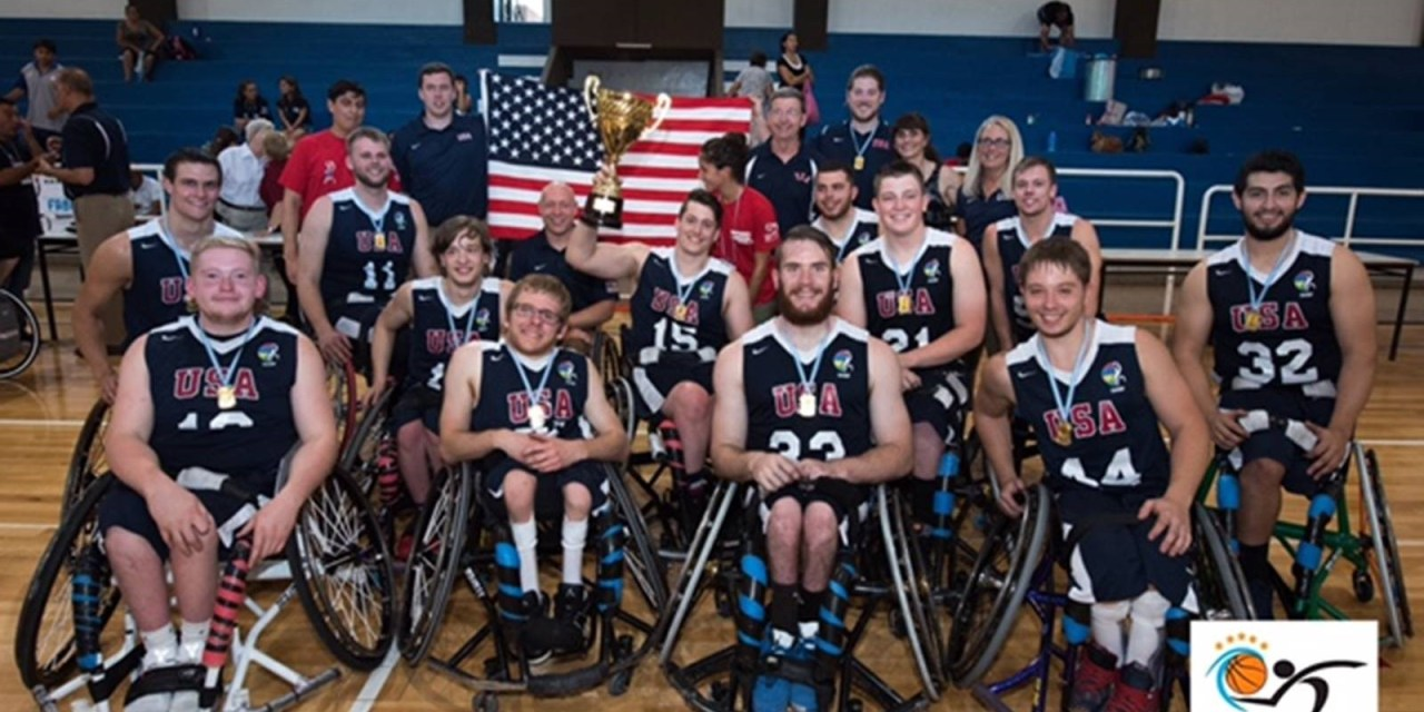 Clean sweep for USA as they win IWBF Americas U23 Qualifiers