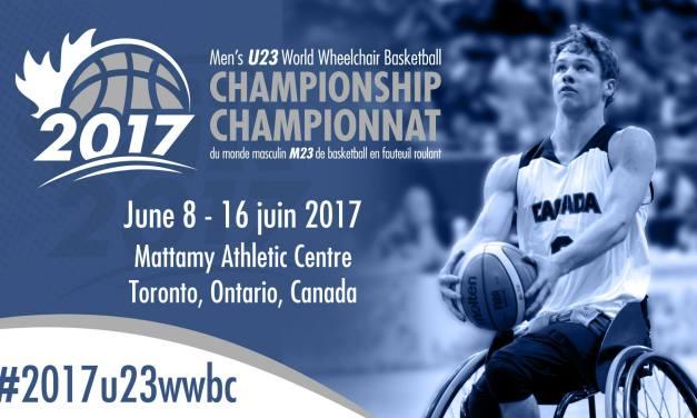 Teams set for 2017 Men's U23 World Championships in Toronto