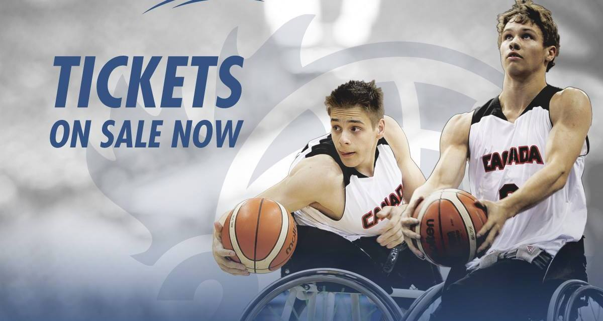 Competition Schedule Released For 2017 Men's U23 World Wheelchair Basketball Championship In Toronto