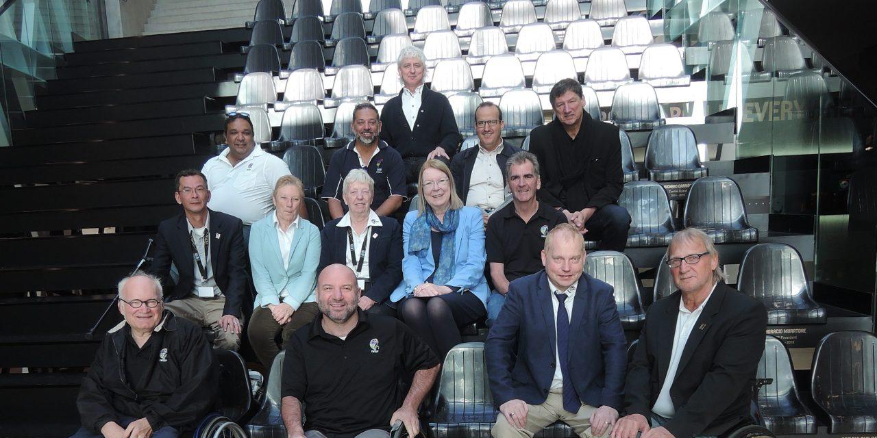 IWBF Executive Council meet at House of Basketball