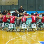 Coach Jess Markt shares positive benefits of wheelchair basketball across world