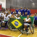Gold for Brazil Women at South American Championships