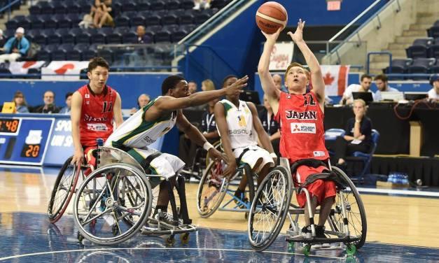 Day 3 of the 2017 Men's U23 World Wheelchair Basketball Championship